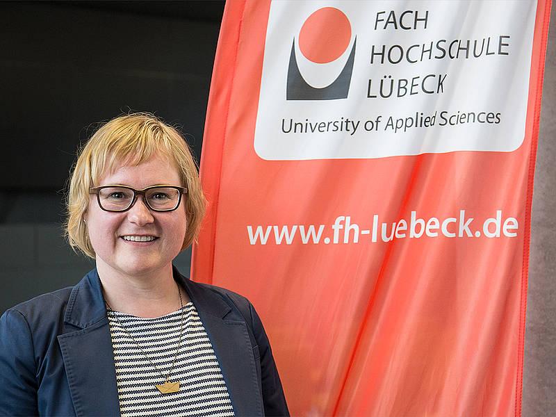 Der Akademische Senat der Fachhochschule Lübeck wählte am 25. April 2018 in einer Sondersitzung die Juristin Yvonne Plaul zur neuen Kanzlerin. Foto: FH Lübeck