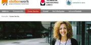 Neues Stellenportal: Jobs, Praktika und Abschlussthemen