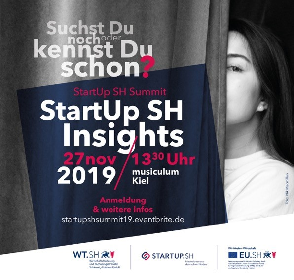StartUp SH Summit - StartUp SH Insights @ musiculum, Kiel