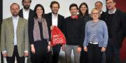Besuch des Umweltministers Albrecht an der TH Lübeck – beeindruckende Vielfalt