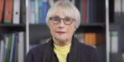 Prof. Gillessen-Kaesbach begrüßt die Studierenden der UzL zum Sommersemester