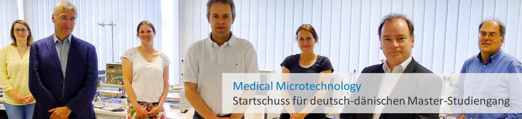 Medical Technology neuer internationaler Master