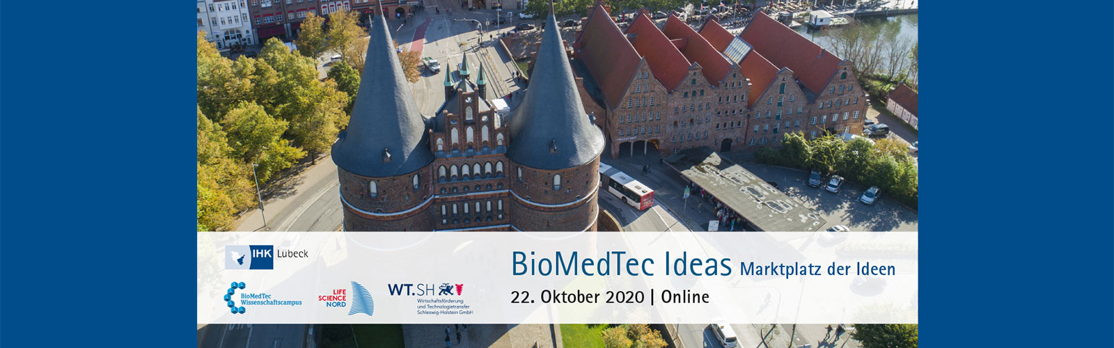 BioMedTec Ideas 2020 - Marktplatz der Ideen @ online