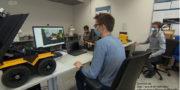 Das Institut für Robotik entwickelt Roboter als Hilfskräfte in der Landwirtschaft