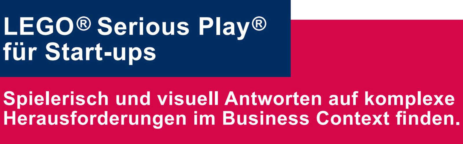 LEGO® Serious Play® für Start-ups @ online