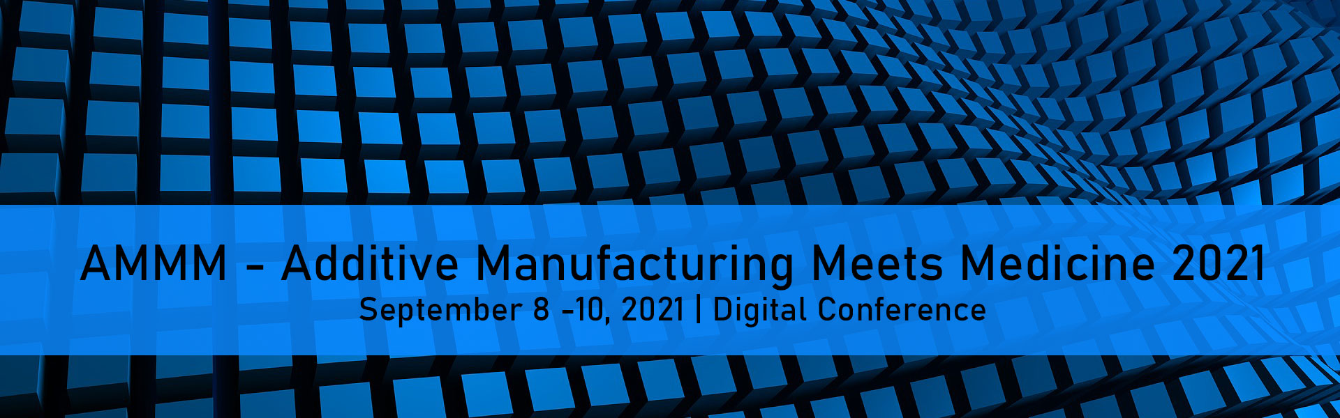 AMMM - Additive Manufacturing Meets Medicine 2021 @ digital