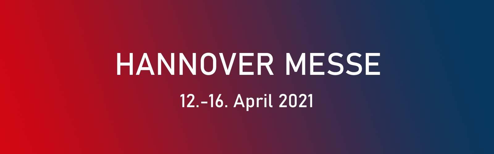 Hannover Messe 2021 @ digital