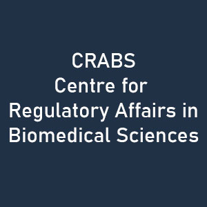 CRABS Centre for Regulatory Affairs in Biomedical Sciences