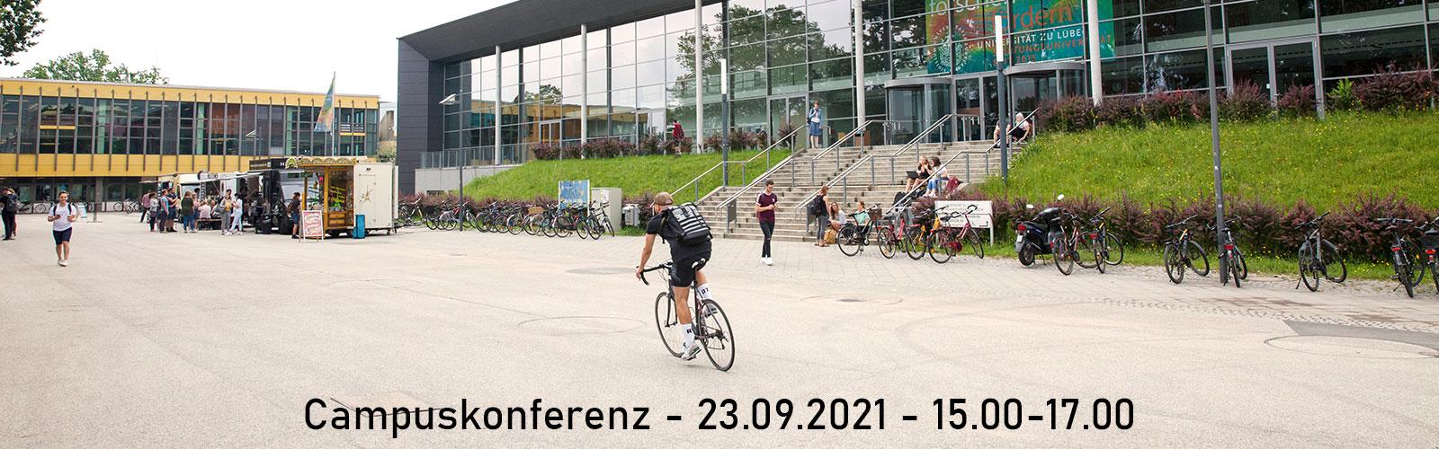 Campuskonferenz @ Audimax Lübeck
