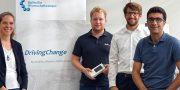 Start-up entwickelt mobiles Blutanalysegerät für Rettungsdienst – mobOx